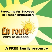 FREE French Immersion Resources